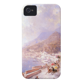 Amalfi by Franz Richard Unterberger iPhone 4 Cover
