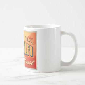 AMALFI CLASSIC WHITE COFFEE MUG
