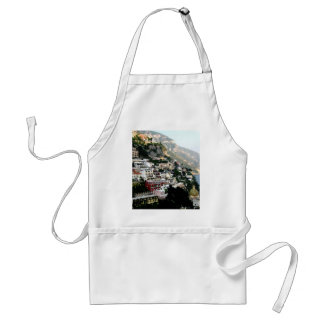 amalfi coast adult apron