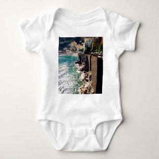 Amalfi Coast Baby Bodysuit