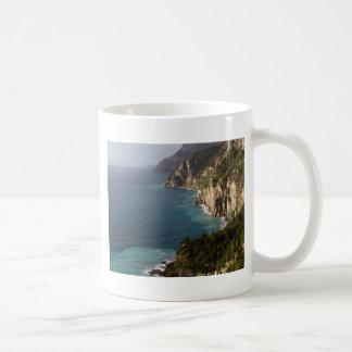 Amalfi Coast Classic White Coffee Mug