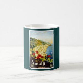 Amalfi Coast, Italy Classic White Coffee Mug