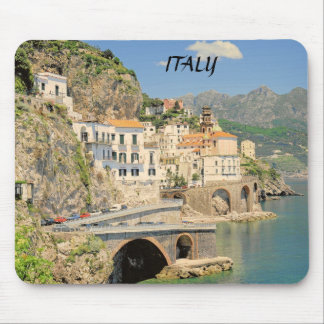 AMALFI COAST ITALY MOUSE PAD