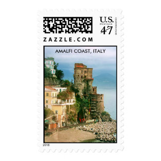 AMALFI COAST, ITALY STAMP