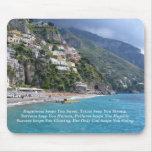 Amalfi Coast Mousepad
