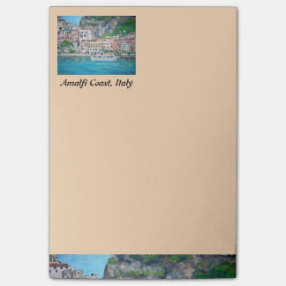 Amalfi Coast - Post-it® Notes 4 x 6