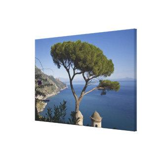 Amalfi coast, Ravello, Campania, Italy Canvas Print