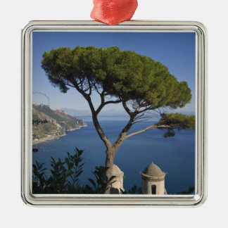 Amalfi coast, Ravello, Campania, Italy Metal Ornament