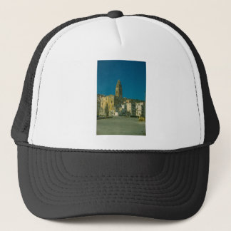 Amalfi coast, Salerno waterfront Trucker Hat