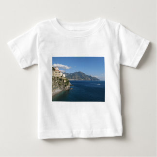 Amalfi Coast view toward Majori Baby T-Shirt