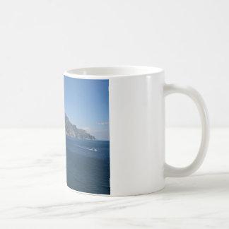 Amalfi Coast view toward Majori Coffee Mug