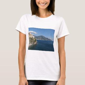 Amalfi Coast view toward Majori T-Shirt