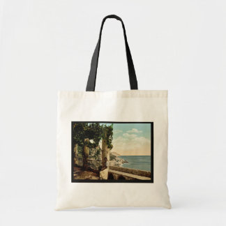 Amalfi, from the Capuccini, Naples, Italy classic Tote Bag