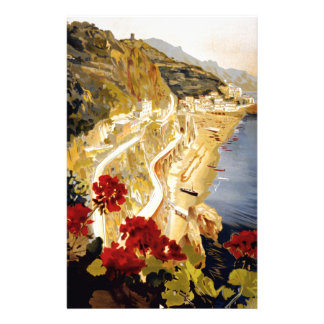 Amalfi, Italia Stationery