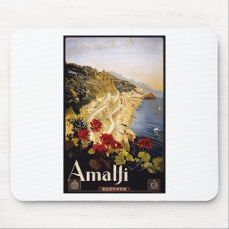 Amalfi, Italia Alfombrilla De Raton