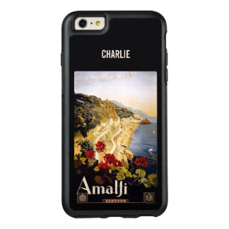 Amalfi Italy custom name phone cases