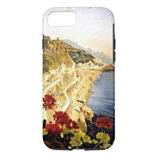 Amalfi Italy iPhone 7, Tough iPhone 7 Case