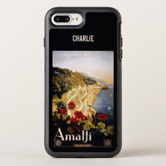 Amalfi Italy name phone OtterBox Symmetry iPhone 8 Plus/7 Plus Case