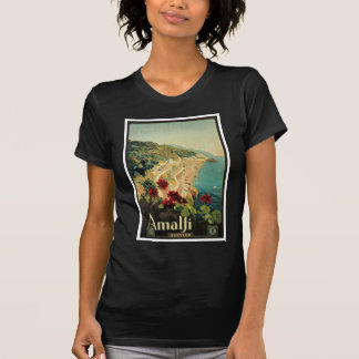Amalfi, Italy vintage poster Shirts