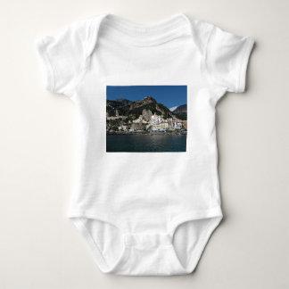 Amalfi, Sea View Baby Bodysuit