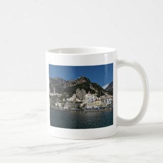 Amalfi, Sea View Coffee Mug