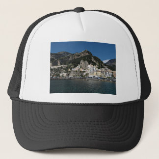 Amalfi, Sea View Trucker Hat