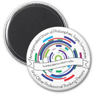 Amalgamated Union of Philosophers Refrigerator Magnets