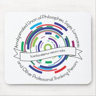Amalgamated Union of Philosophers Mouse Pads