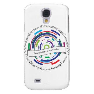 Amalgamated Union of Philosophers Samsung Galaxy S4 Case