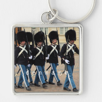Amalienborg Soldiers Keychain