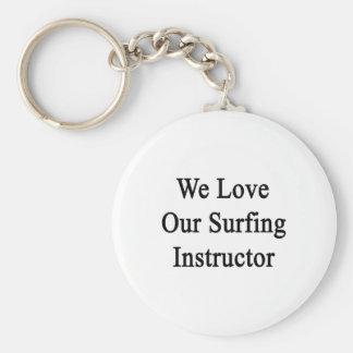 Amamos a nuestro instructor que practica surf