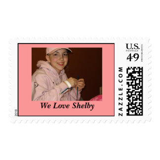 Amamos a Shelby Sello