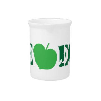 Amamos eco jarras de beber