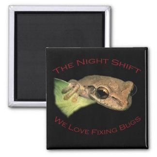 Amamos el fijar de insectos imán para frigorifico