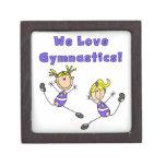 Amamos la gimnasia caja de regalo de calidad