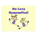 Amamos la gimnasia postal