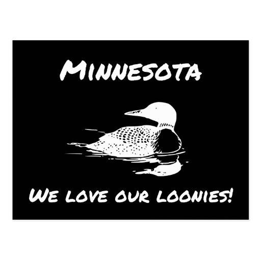Amamos nuestra postal divertida del manganeso de l