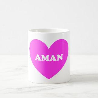Aman Coffee Mug