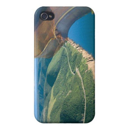 Aman@o en el rastro de Cabot iPhone 4/4S Carcasas