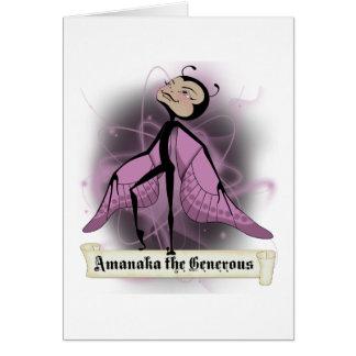 Amanaka the Generous Cards