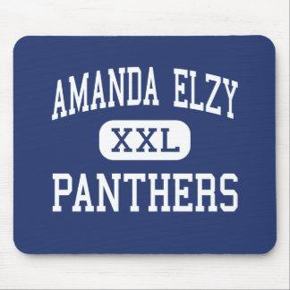Amanda Elzy - Panthers - High - Greenwood Mouse Pad