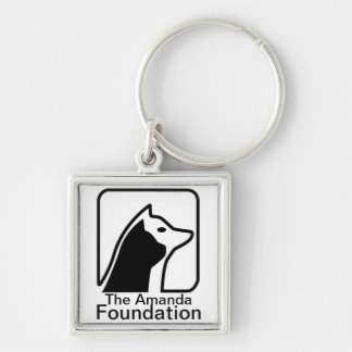 Amanda Foundation Keychain