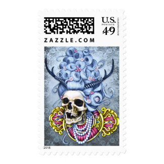 Amanda Lynn Postage Stamp