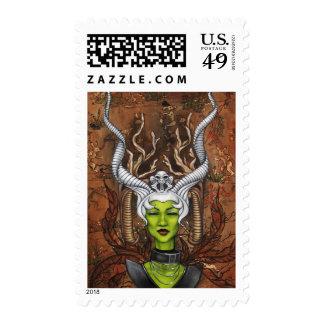 Amanda Lynn Postage Stamps