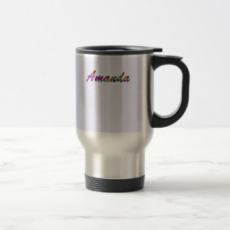 Amanda mug for travel
