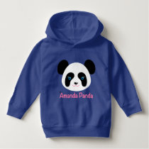 Amanda Panda Hoodie