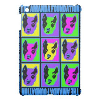 Amanda Pittie Pop Aart iPad Mini Cover