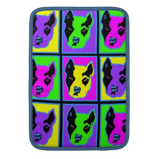 Amanda Pitty Pop Art! Sleeves For MacBook Air