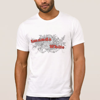 Amanda White nice mens T T-Shirt