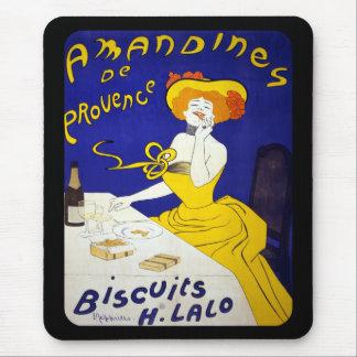 Amandines de Provence Mouse Pad